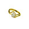 Cosmos Gold Ring