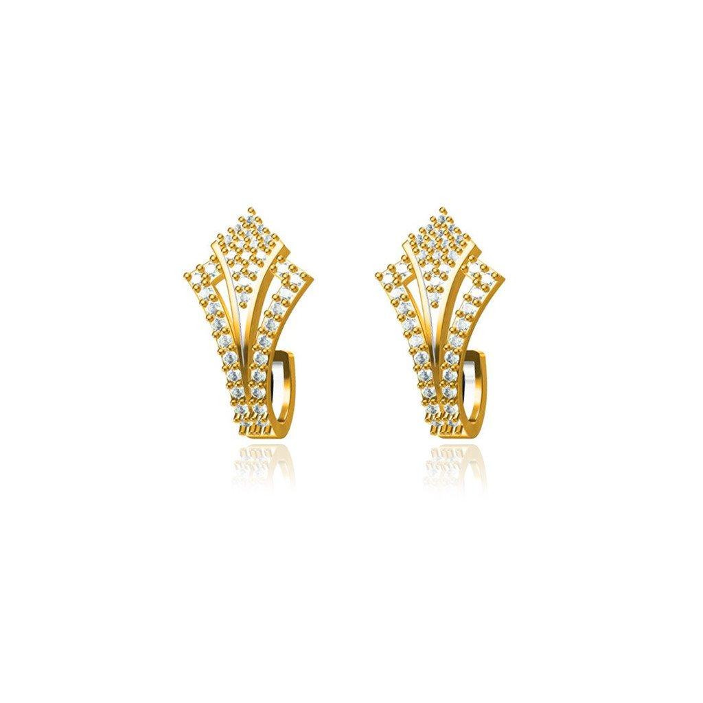 Cristyle Gold Earrings