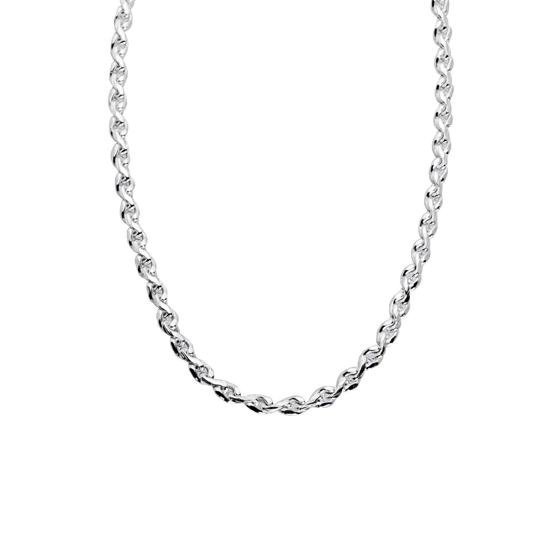 Silver Steel Chain