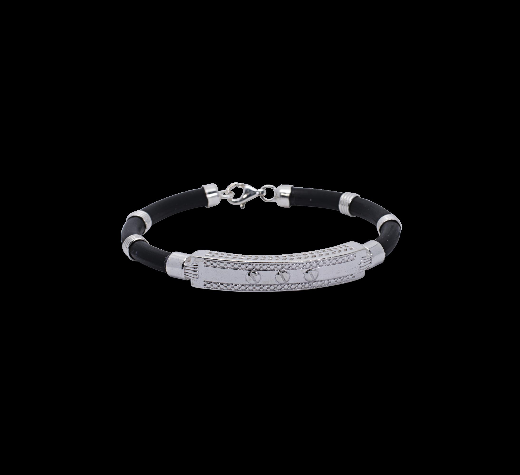 Silvermine Bracelet