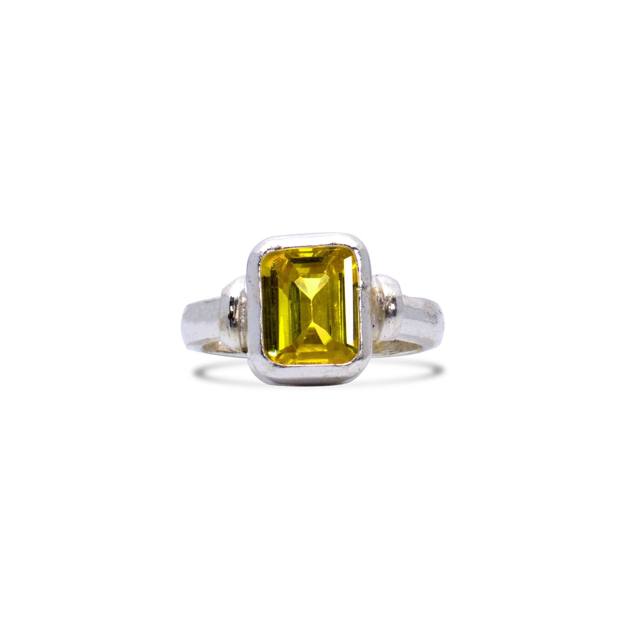 Pantone Silver Ring