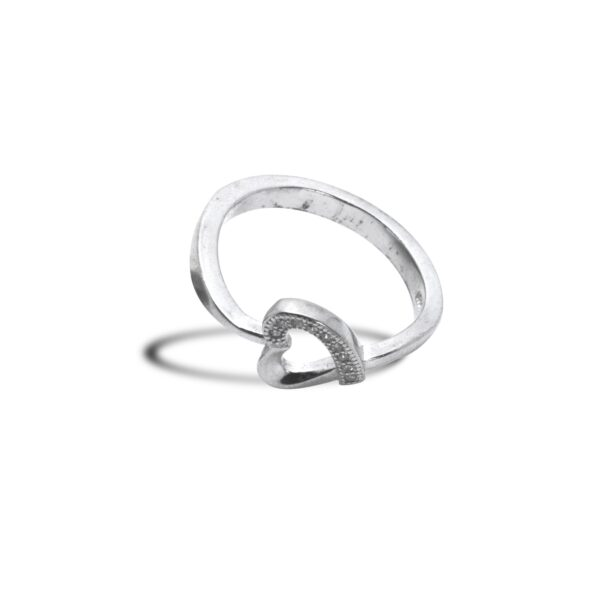Crystelline Silver Band