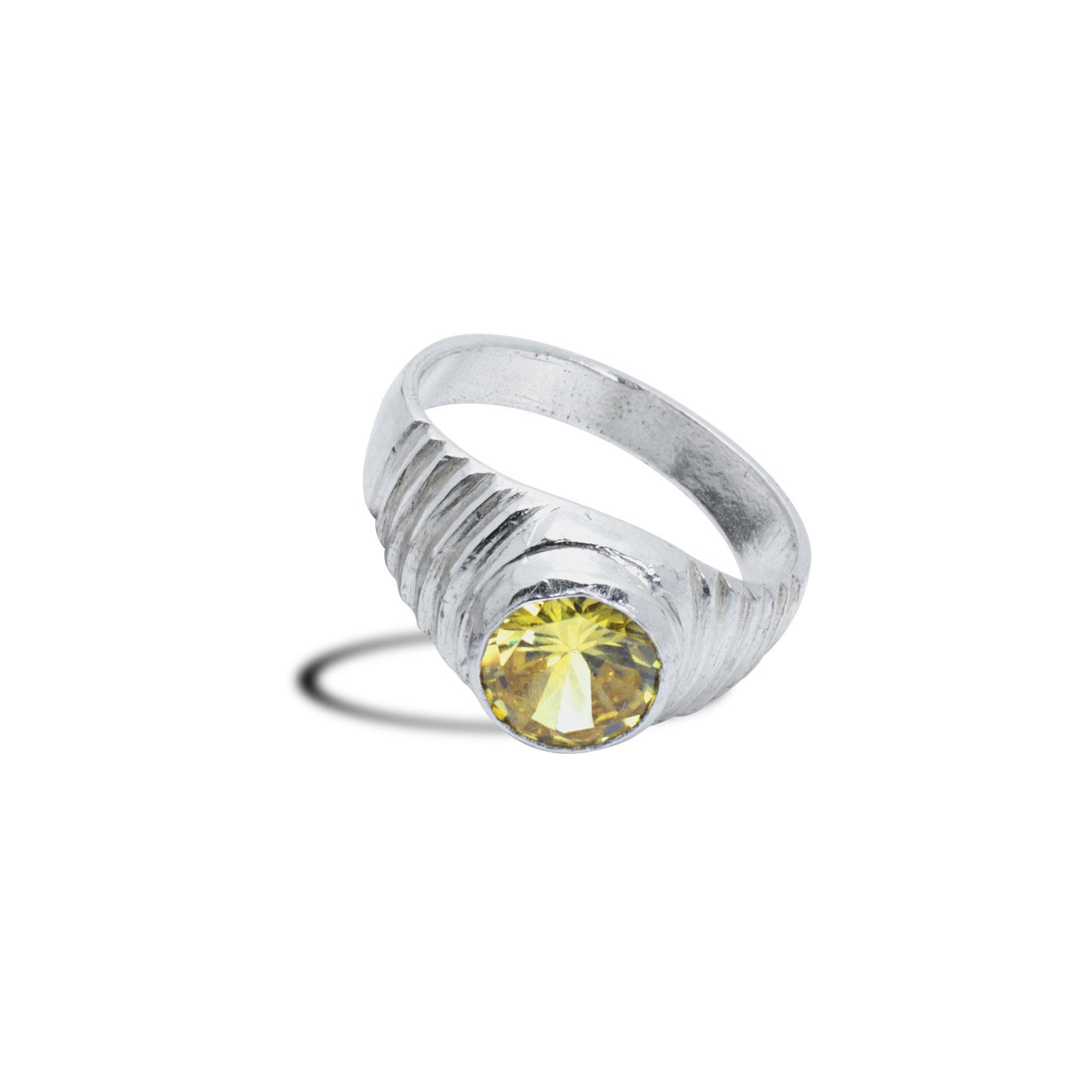 Guru Silver Ring
