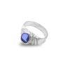 Shani Silver Ring