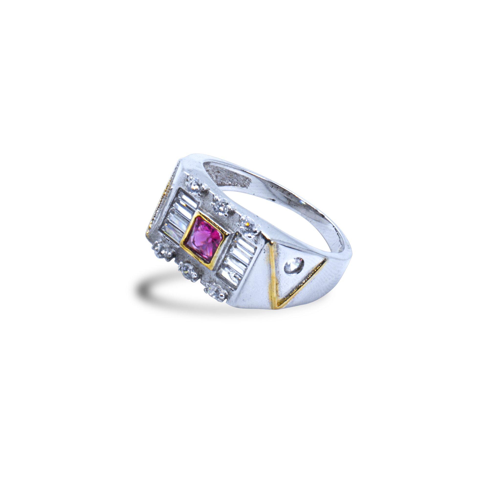 8f17159feeafd Silver Line Ring
