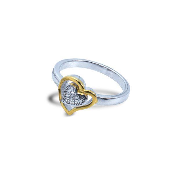 Heartburst Ring