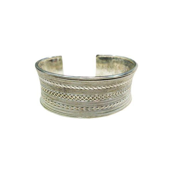 Ferris Silver Bracelet