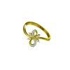Floral Flow Ring