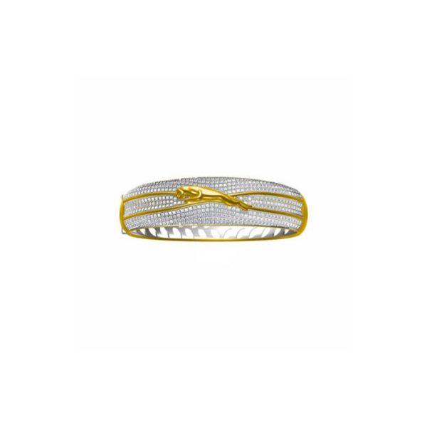 Flying Jaguar Bracelet