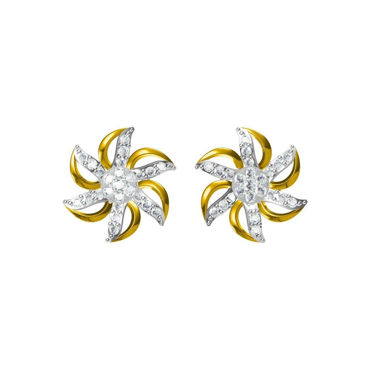 Flyline Earrings