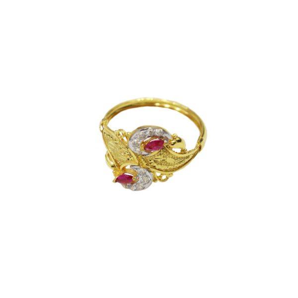 Gladiolus Pink Ring