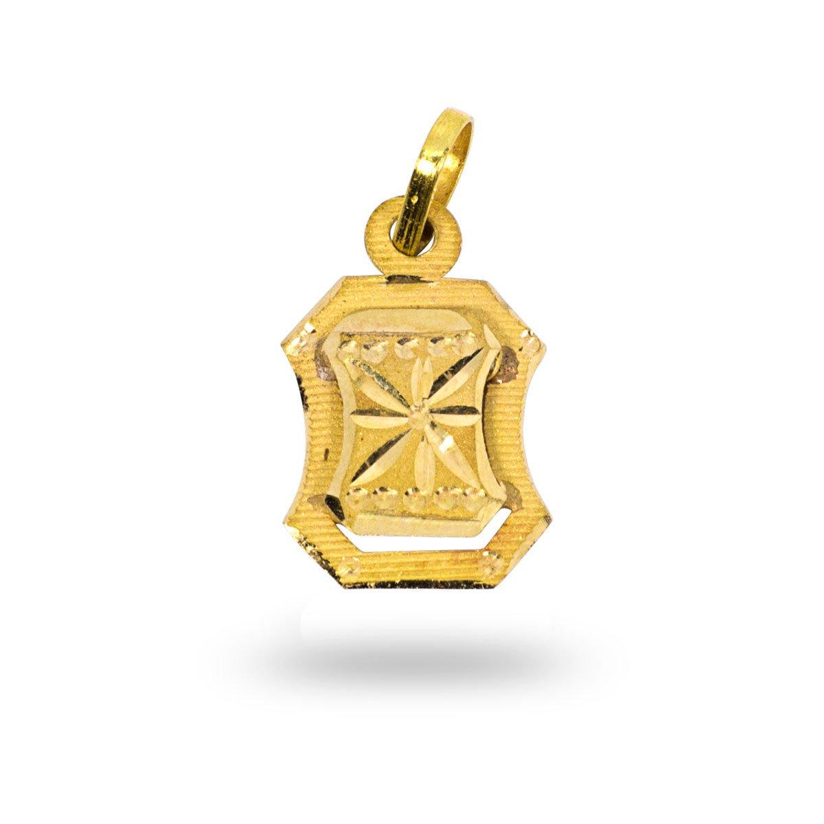 Gold Shine Pendant