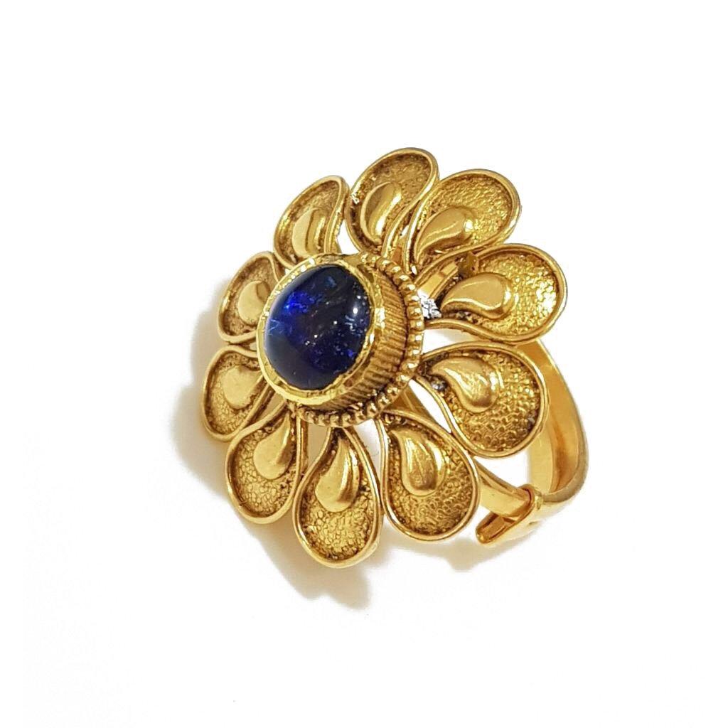 Honeydrew Ring