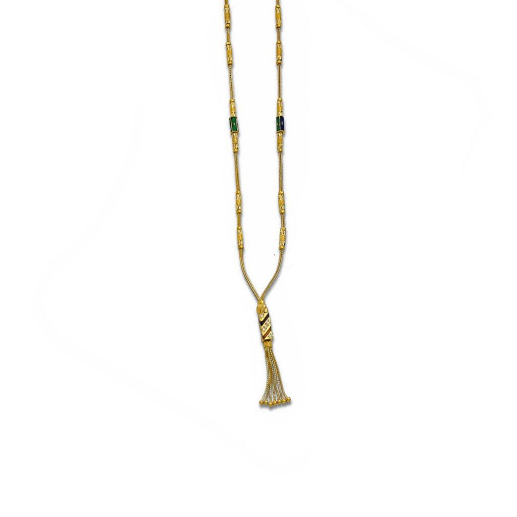 Madhurama Gold Necklace