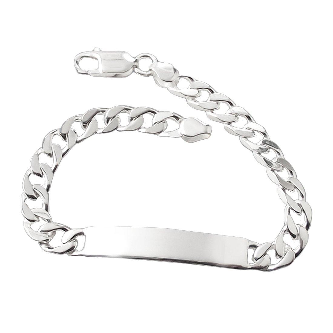 Platto Silver Bracelet