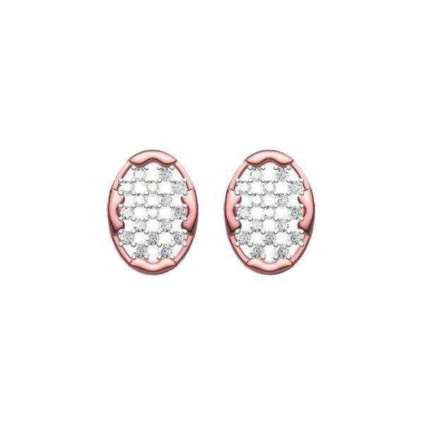 Rose Void Earrings