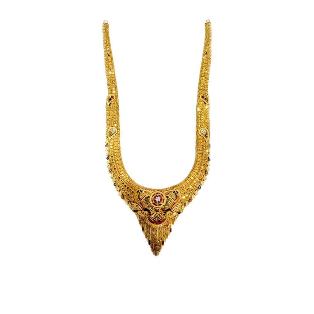 Rukmani Gold Necklace