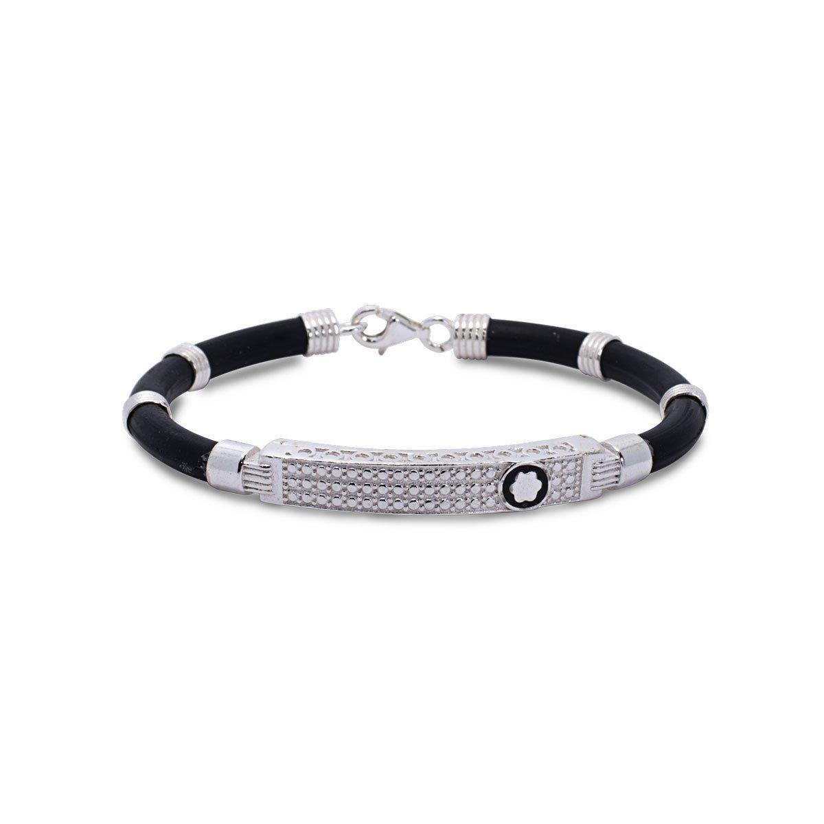 Silver Bloom Bracelet