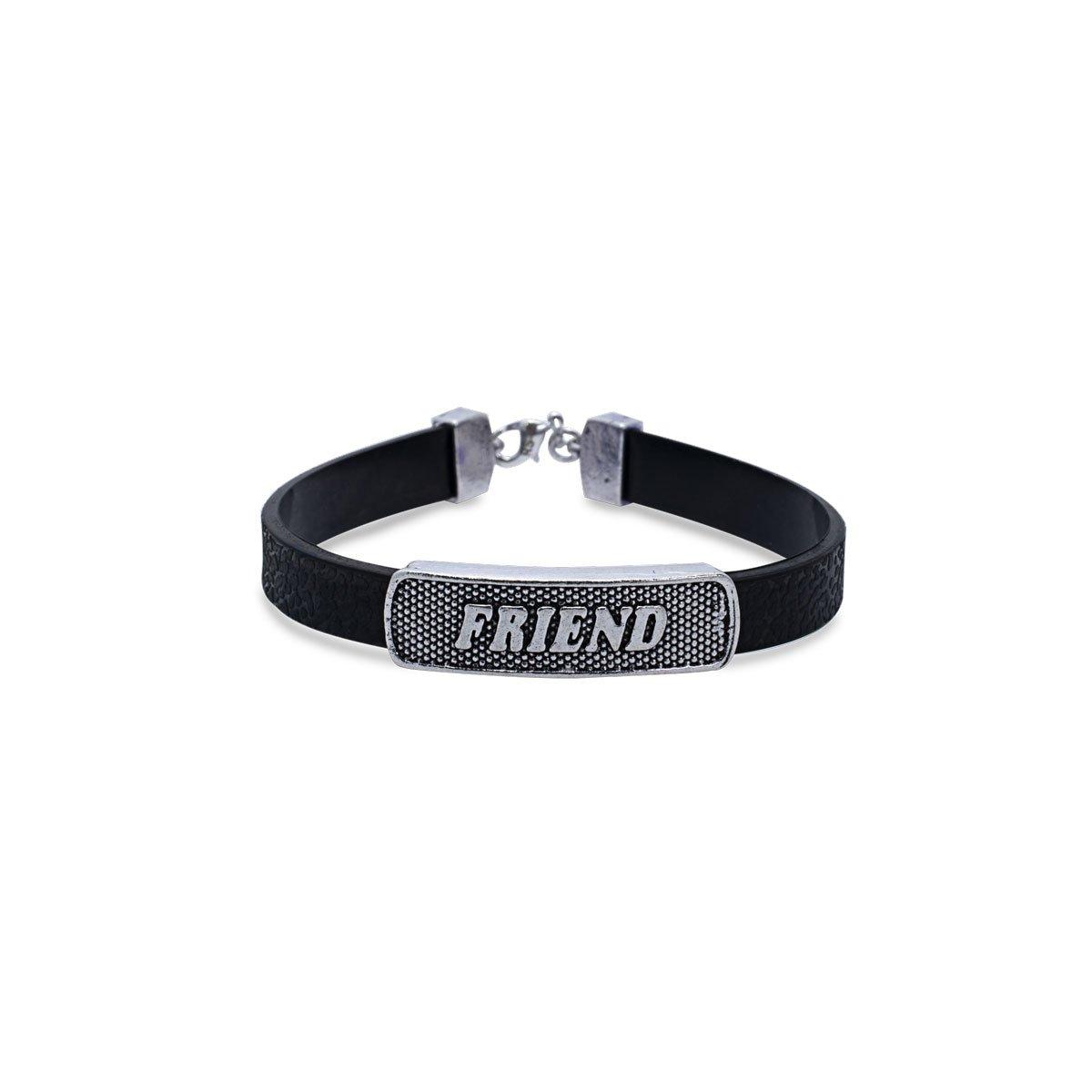 Silver Friend Bracelet