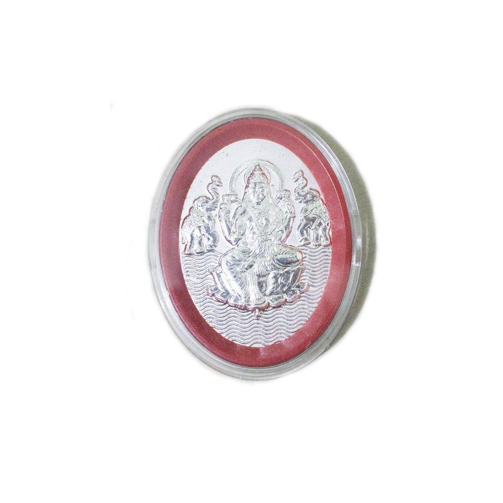 Silver Laxmi Murti