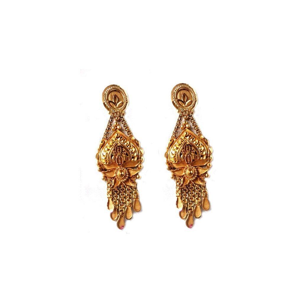 Swarna Kalash Earrings