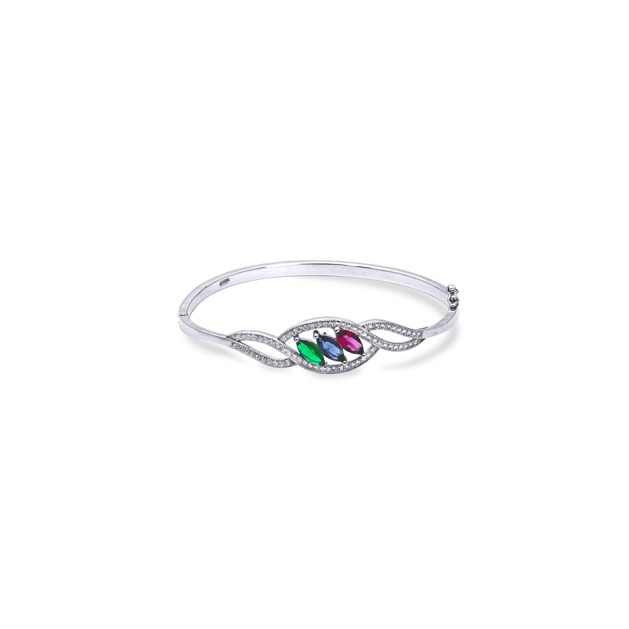 Tri Colour Bracelet