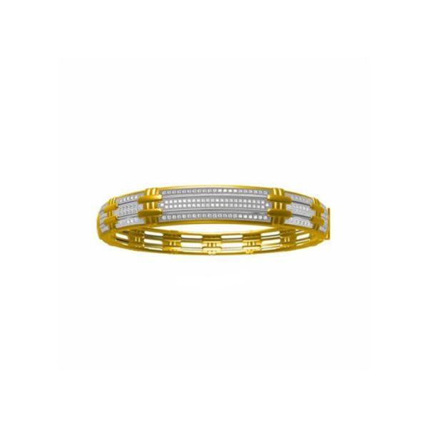 Triband Gold Bracelet