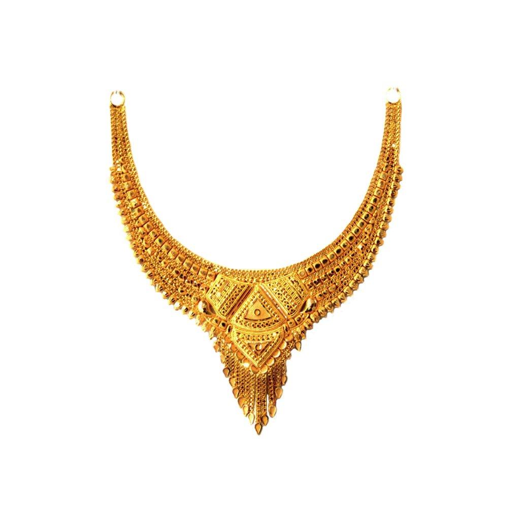 Vermillion Necklace