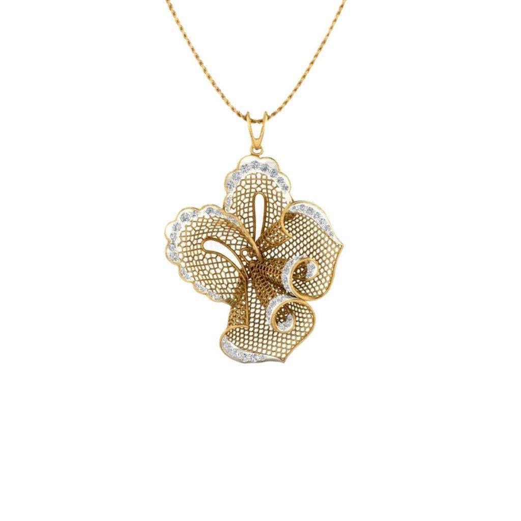 Brielle Diamond Pendant