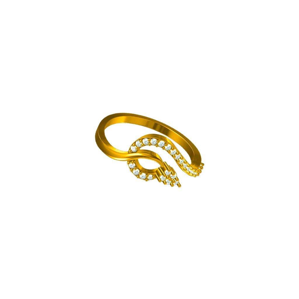 Figstar Gold Ring