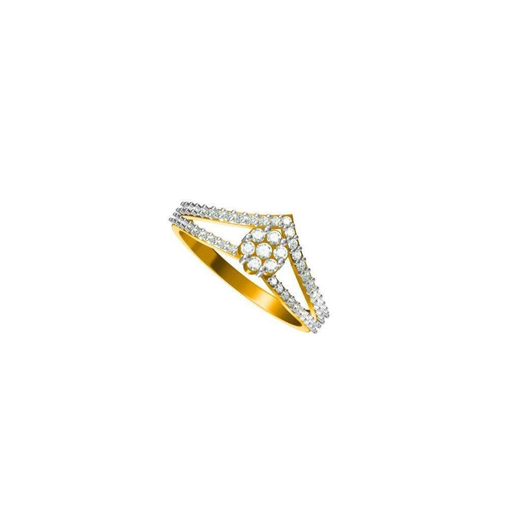 Gold Bella Ring