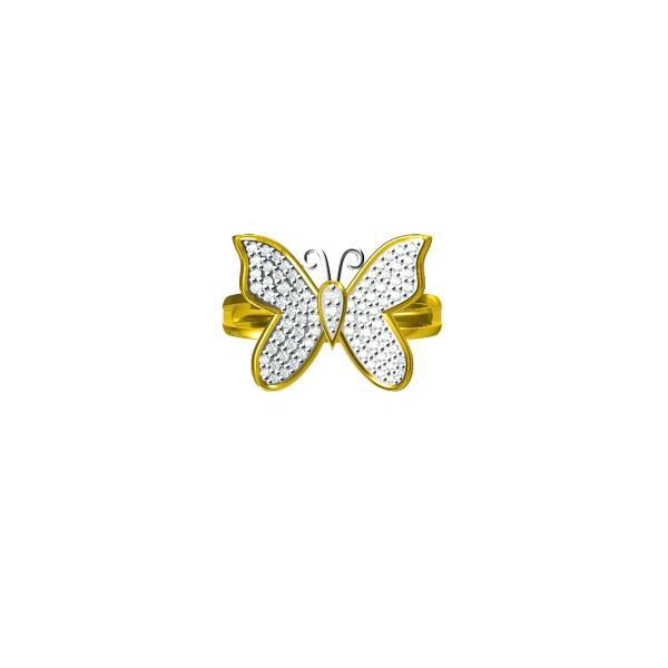 Twin Wings Ring
