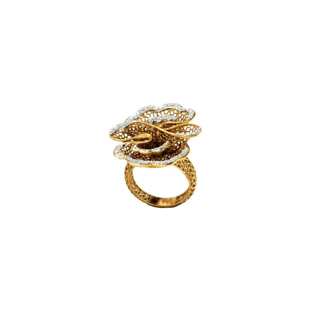 Vogue Star Ring