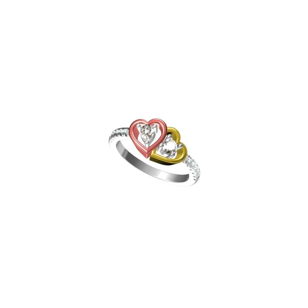 Close Heart Ring