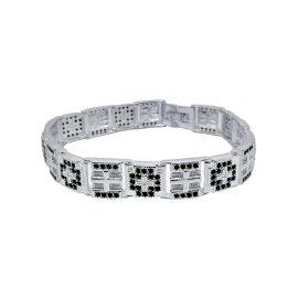 Tranquilist Silver Bracelet