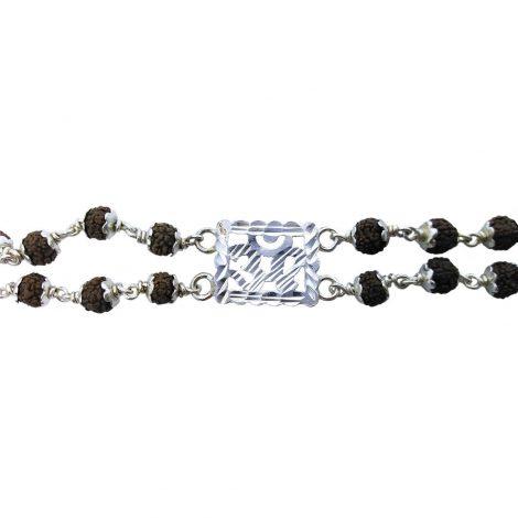 Om Rudraksh Bracelet
