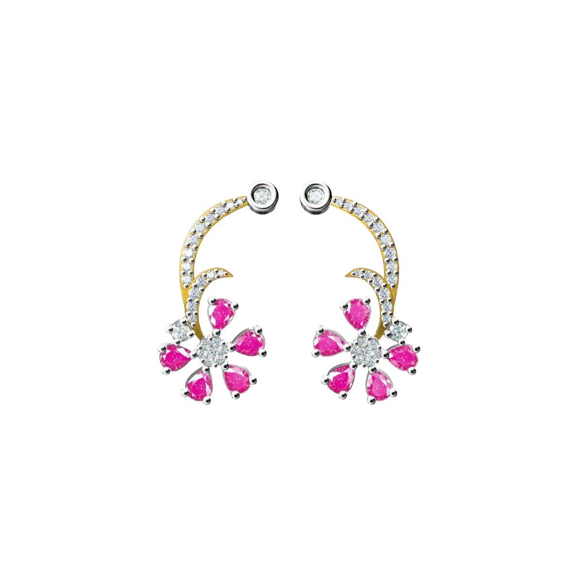 Verling Diamond Earrings