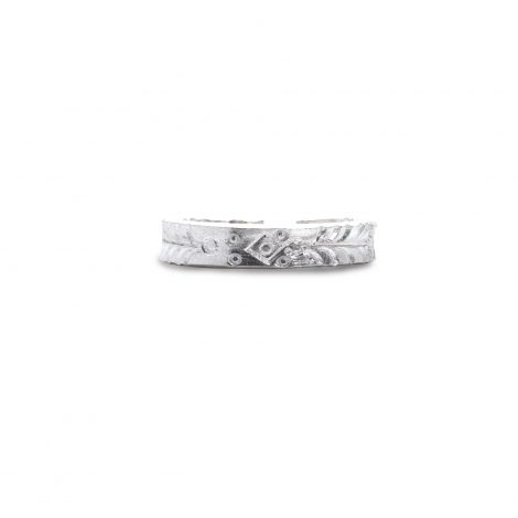 Sole Engrave Ring