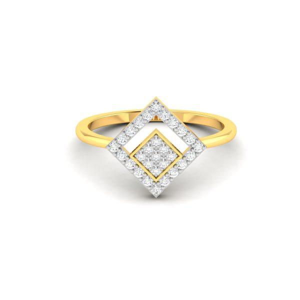 Carmen Gold Ring