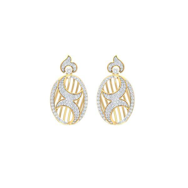 Roisin Diamond Earrings