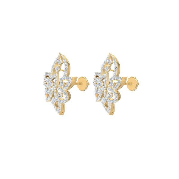 Acrlight Diamond Earrings