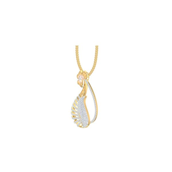 Liliane Diamond Pendant
