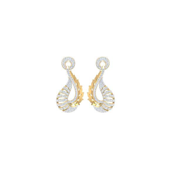 Kassia Diamond Earrings