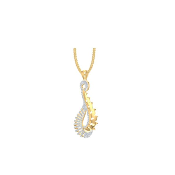 Kassia Diamond Pendant