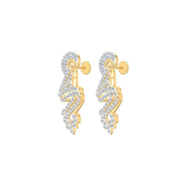 Suntrail Diamond Earrings