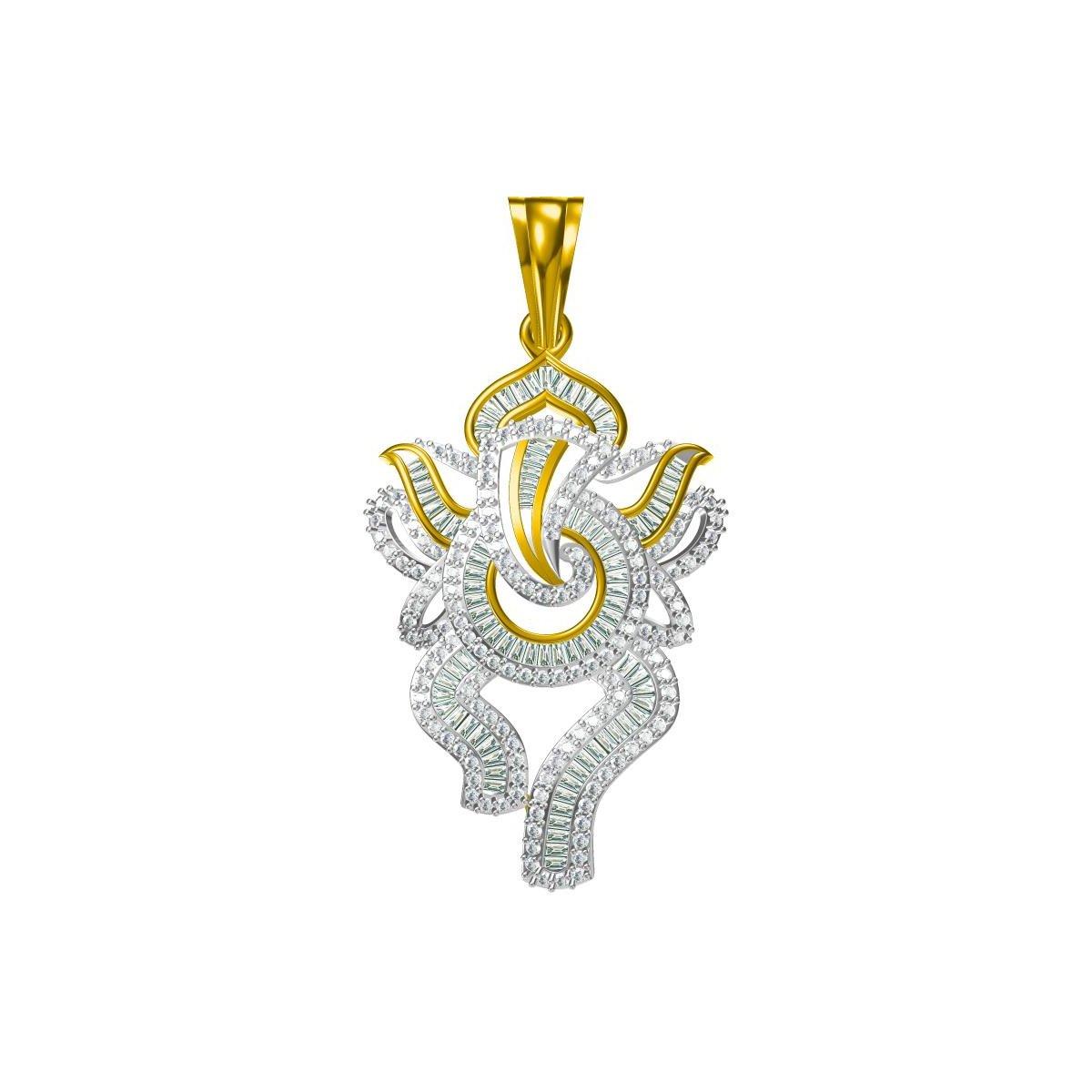 Adidev Diamond Pendant