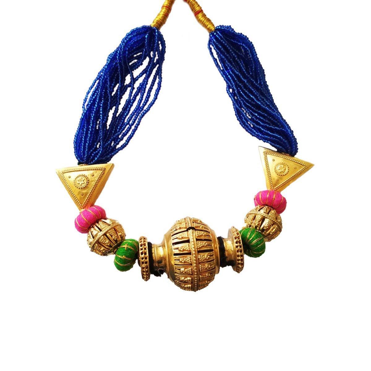 Briella Gold Necklace