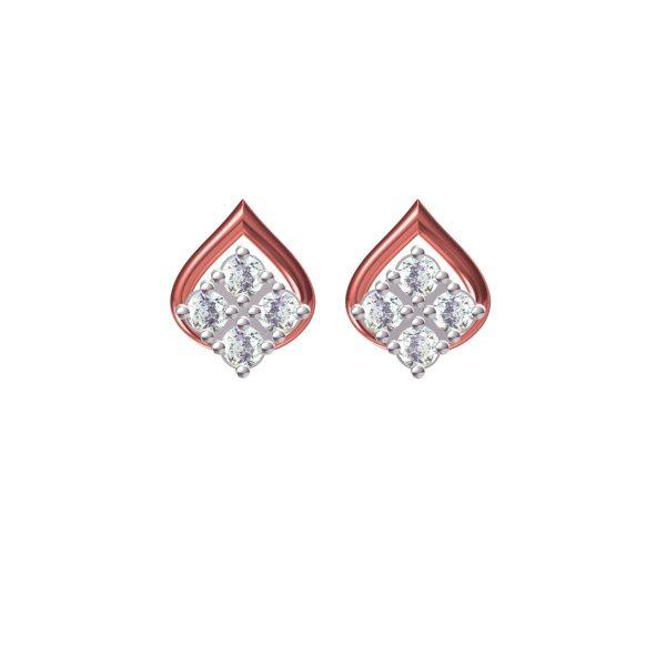Jasmine Diamond Earrings