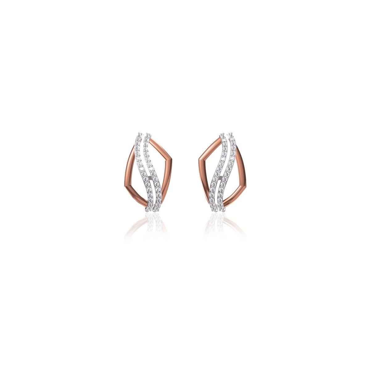 Celosia Diamond Earrings
