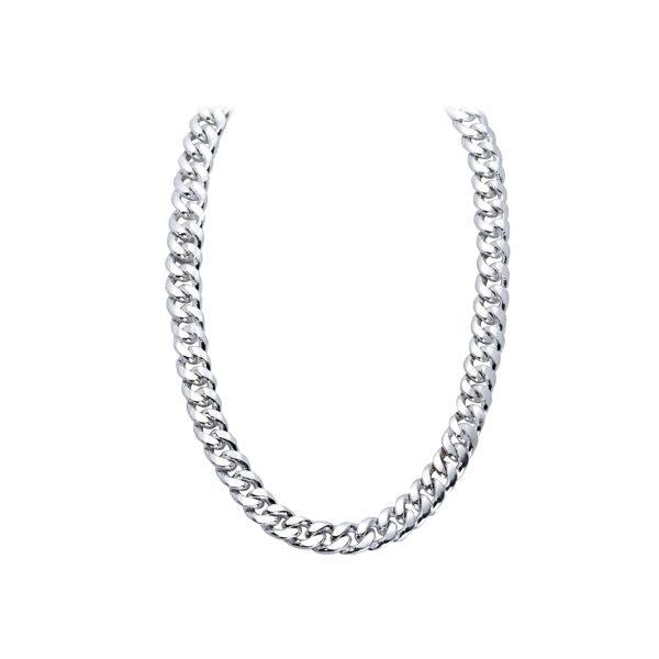 Brutus Silver Chain